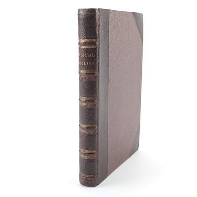 "First Edition ""The Life of Napoleon: A Hudibrastic in Fifteen Cantos,"" 1815"