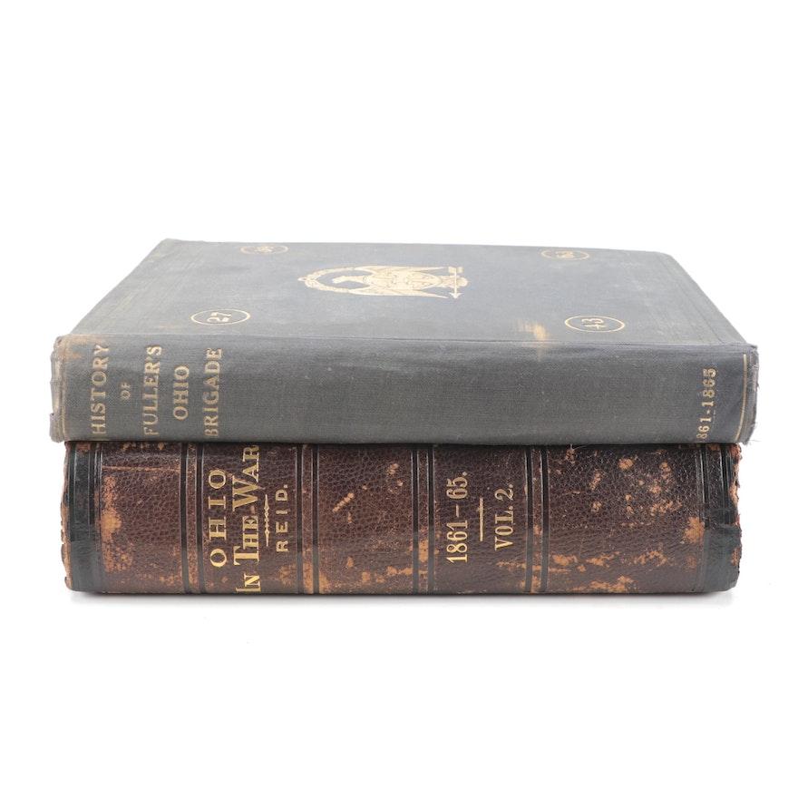 """History of Fuller's Ohio Brigade"" and ""Ohio in the War,"" Vol. II"