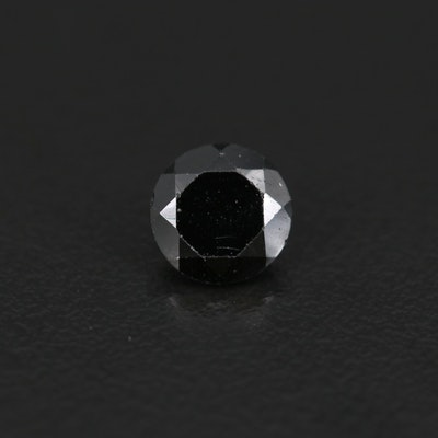 Loose Round Faceted Neptunite