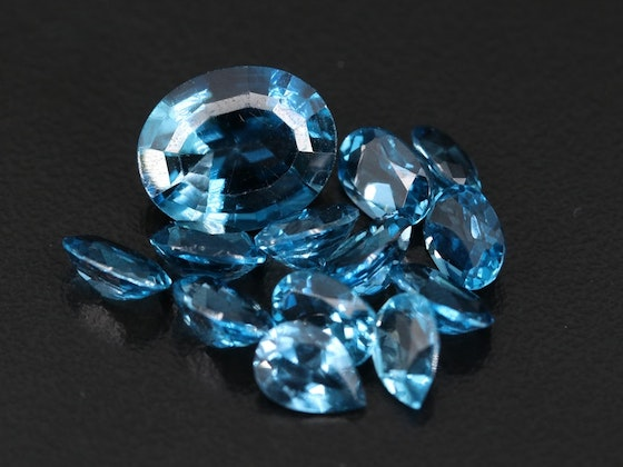 Sterling Jewelry Collections & Loose Gemstones