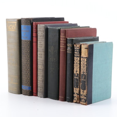"""Seven Famous Novels"" Compendium by H. G. Wells and More Books"