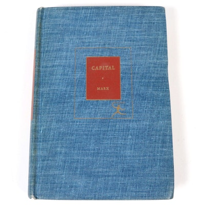 "The Moden Library ""Capital, and Other Writings of Karl Marx,"" 1932"