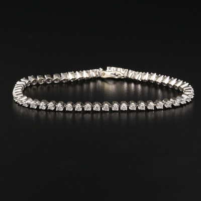 14K 1.60 CTW Diamond Bracelet