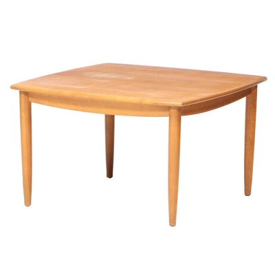 Russell Wright for Conant Ball Mid Century Modern Maple Coffee Table