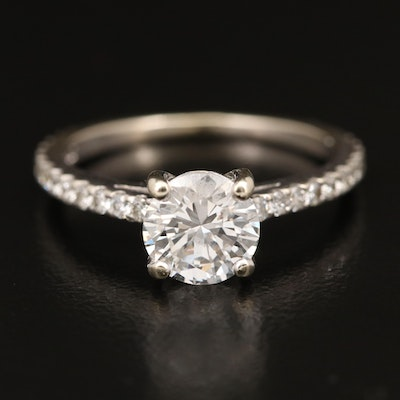 14K 1.69 CTW Diamond Ring