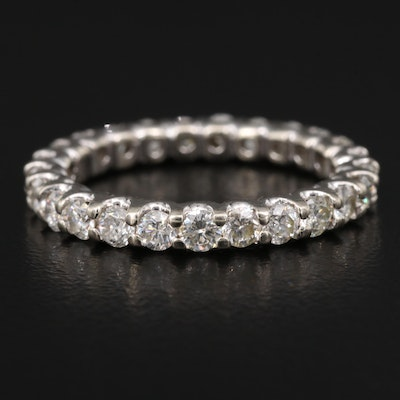 14K 1.62 CTW Diamond Eternity Band