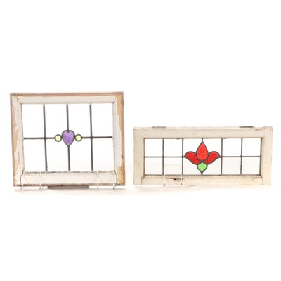 Stained Glass Window Frames, Early to Mid 20th Century