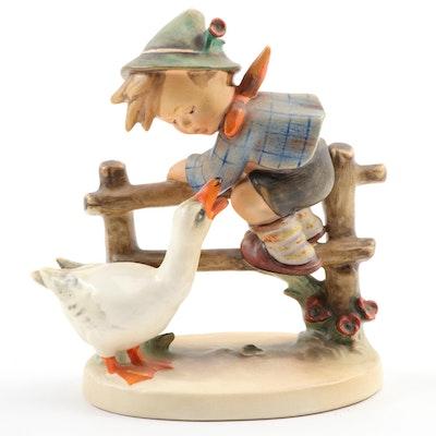"""""""Barnyard Hero"""" Goebel Hummel Figurine"""
