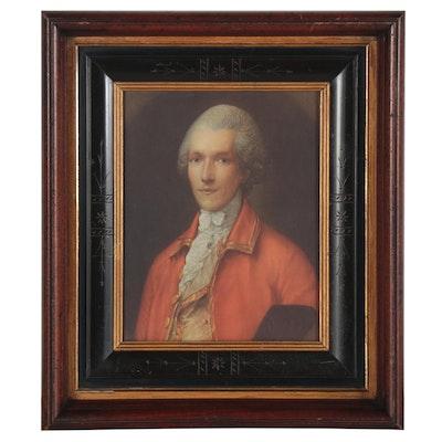 "Giclée after Thomas Gainsborough ""Sir Benjamin Thompson, later Count Rumford"""