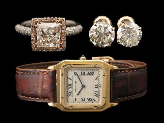 MARCH PREMIER JEWELRY & TIMEPIECES