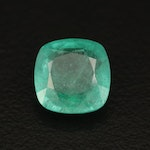 Loose 2.75 CT Emerald with GIA Report