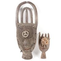 Toma Style Landai Masks, West Africa