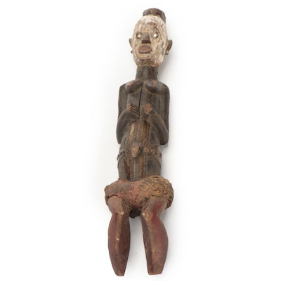 Igbo Style Handcrafted Figure, Nigeria