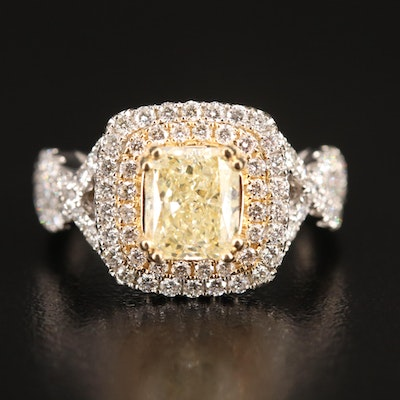 14K 3.00 CTW Diamond Ring
