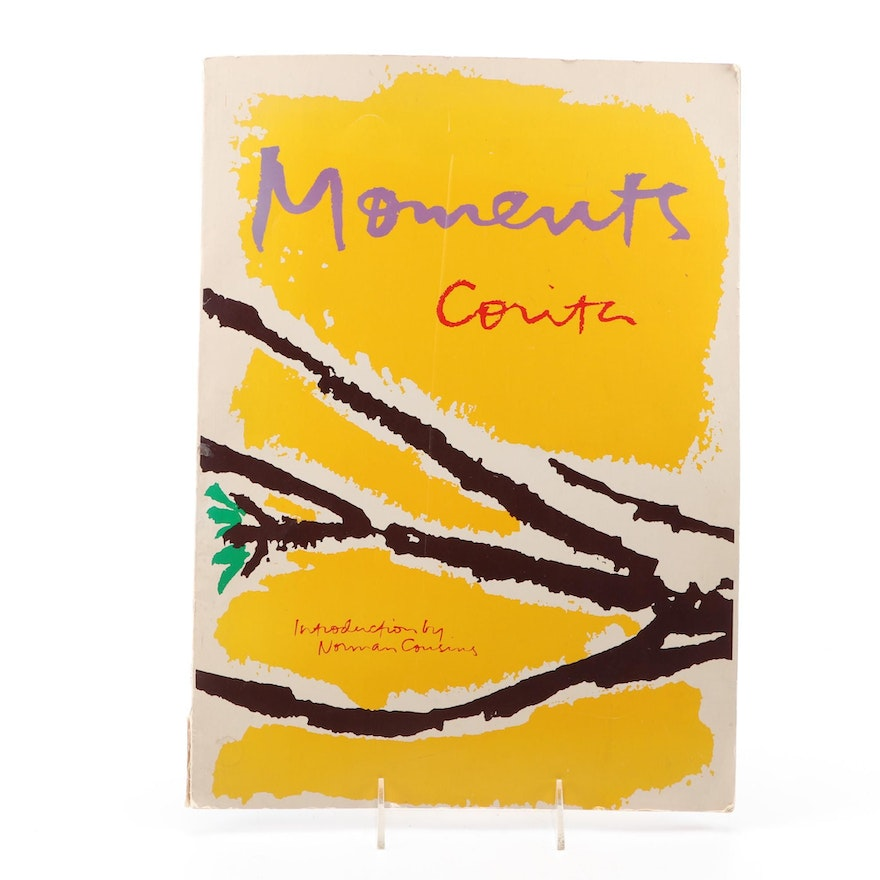 "First Edition ""Moments"" by Sister Mary Corita Kent, 1982"
