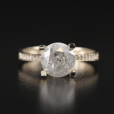 14K 2.26 CTW Diamond Ring