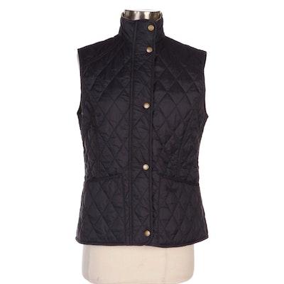 Barbour Quilted Summer Liddesdale Vest