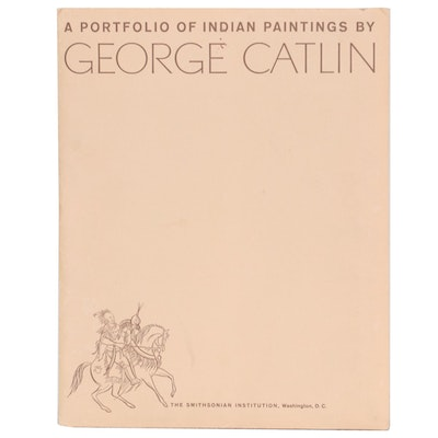 Offset Lithographs after George Catlin, 20th Century