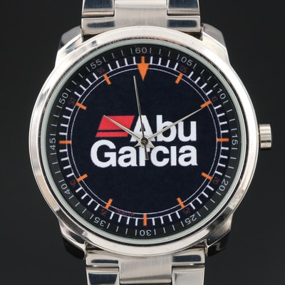 Abu Garcia Fishing Rods and Reels Novelty Watch