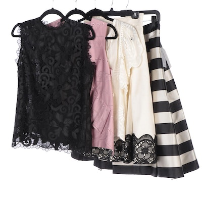 Ted Baker Sleeveless Tops, Eliza J Pleated Skirts and More
