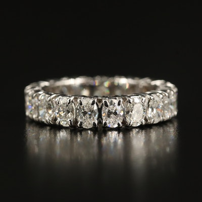 14K 3.23 CTW Diamond Eternity Band