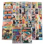 """Batman"" Comic Books"