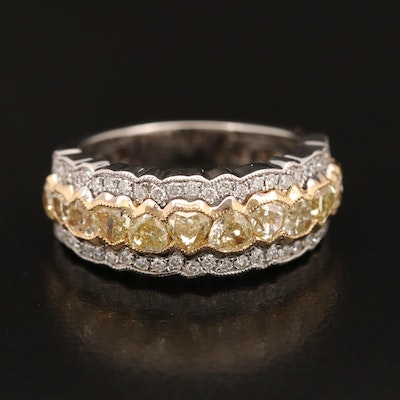 18K 1.76 CTW Diamond Ring