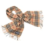 "Burberrys Lambswool ""Nova Check"" Scarf"