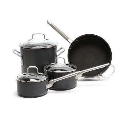 Calphalon Anodized Aluminum Pots and Pan Set