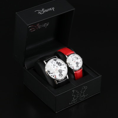 Disney Mickey Mouse Wristwatches