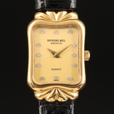 Swiss Raymond Weil Quartz Wristwatch