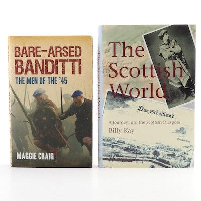 "Signed ""The Scottish World"" and ""Bare-Arsed Banditti"" Scottish History Books"