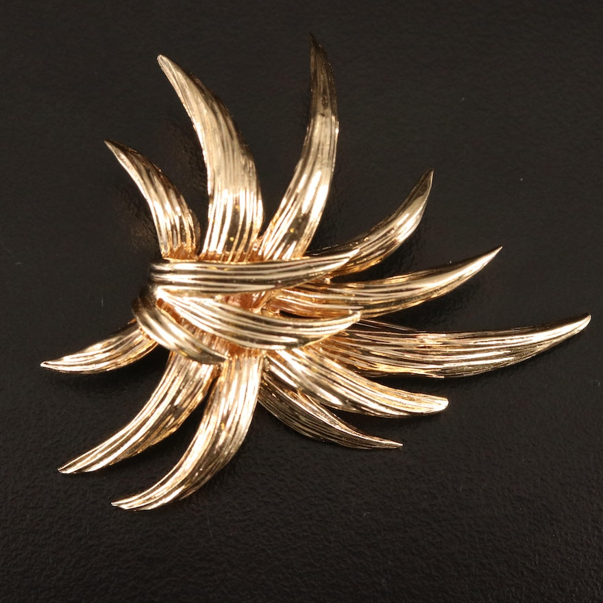 Tiffany & Co. 14K Brooch