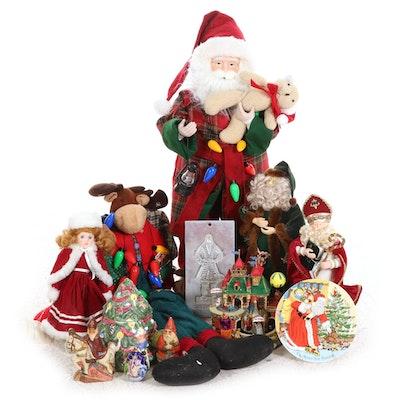Christmas Decor and Toys