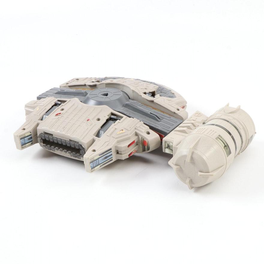 "Hasbro ""Star Wars"" SOTE Dash Rendar's Outrider Vehicle"
