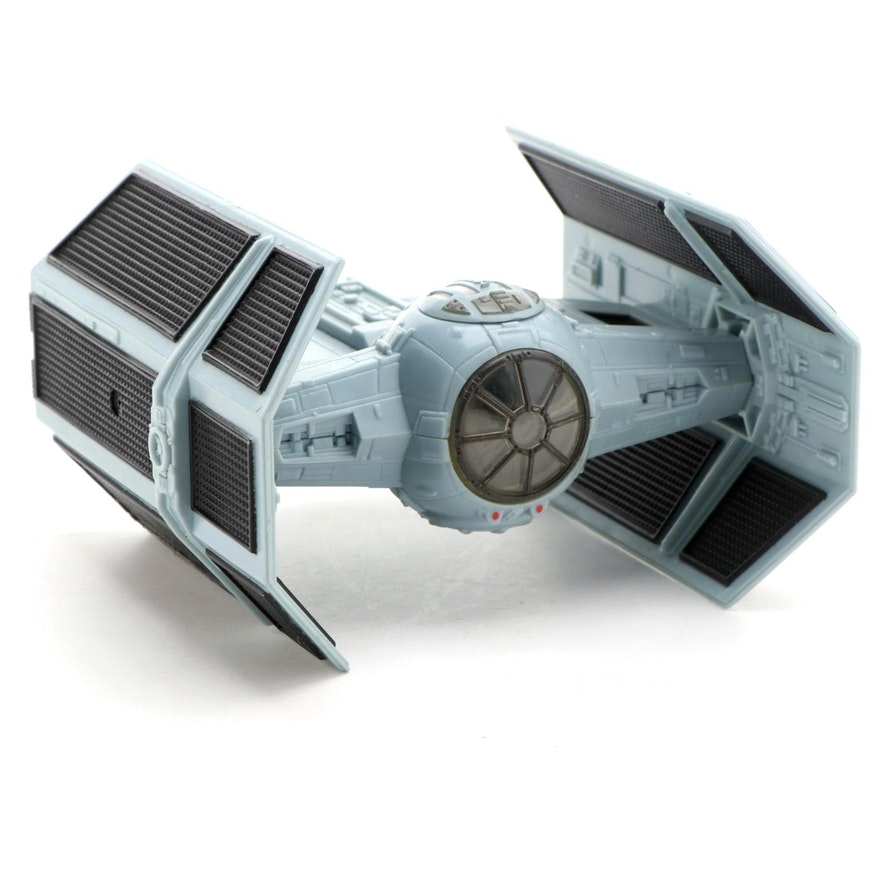 "LFL Galoob ""Star Wars"" Darth Vader's Tie Advanced X1 Starfighter"