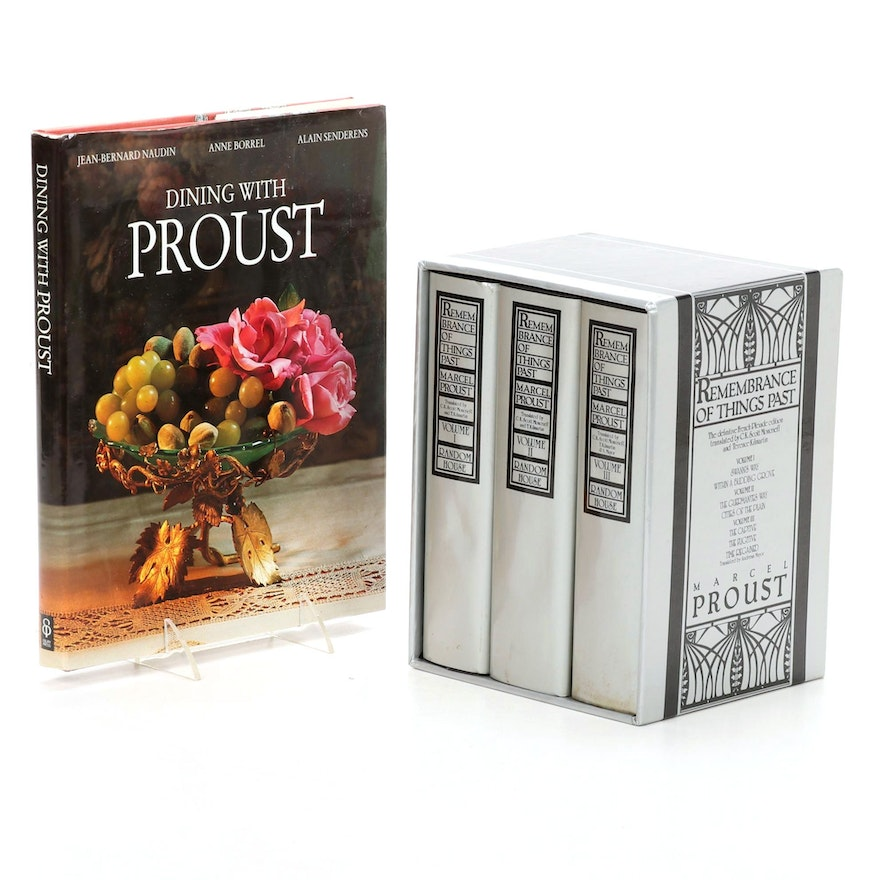 """""""Remembrance of Things Past"""" Pléiade Edition by Marcel Proust and More"""