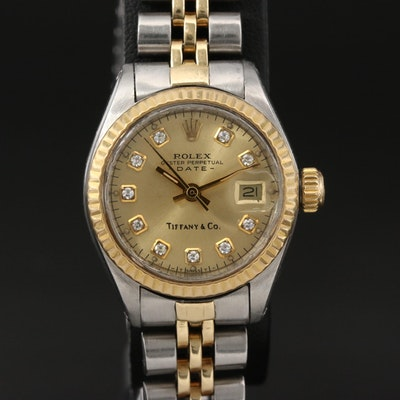 1979 Rolex Oyster Perpetual Date Wristwatch