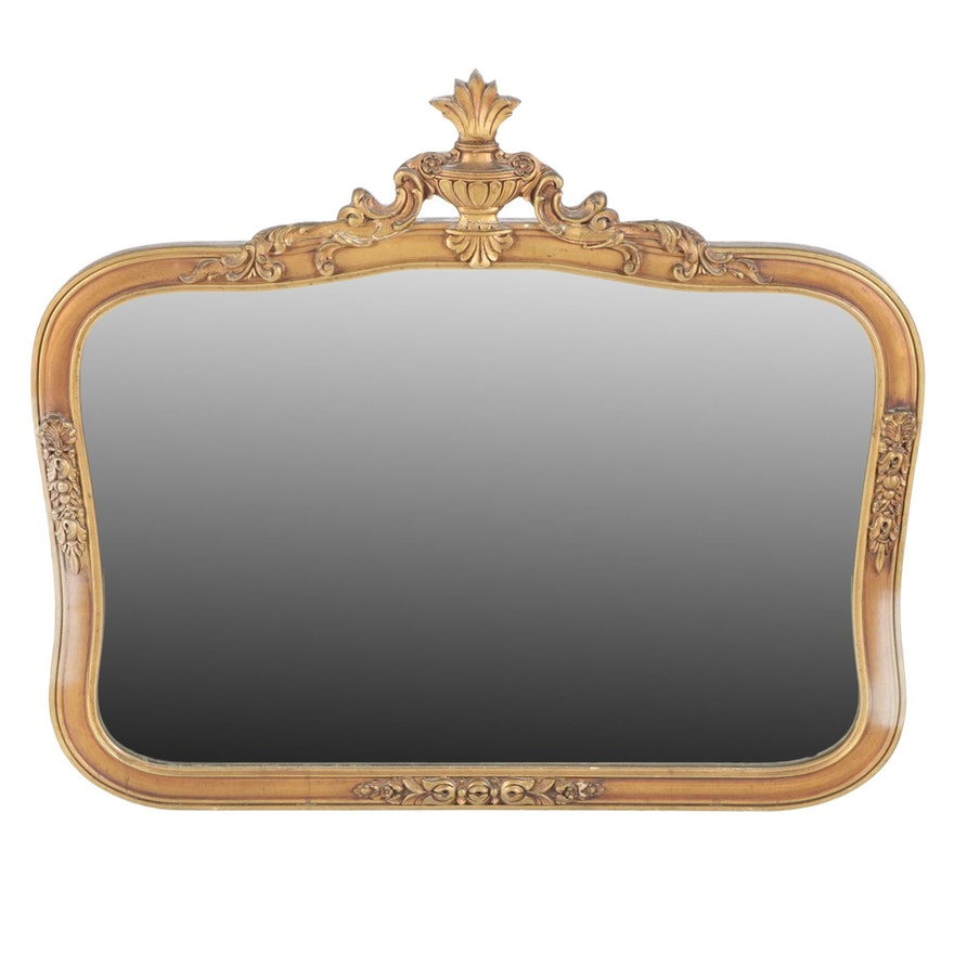 Neoclassical Style Giltwood Mirror, Early 20th Century