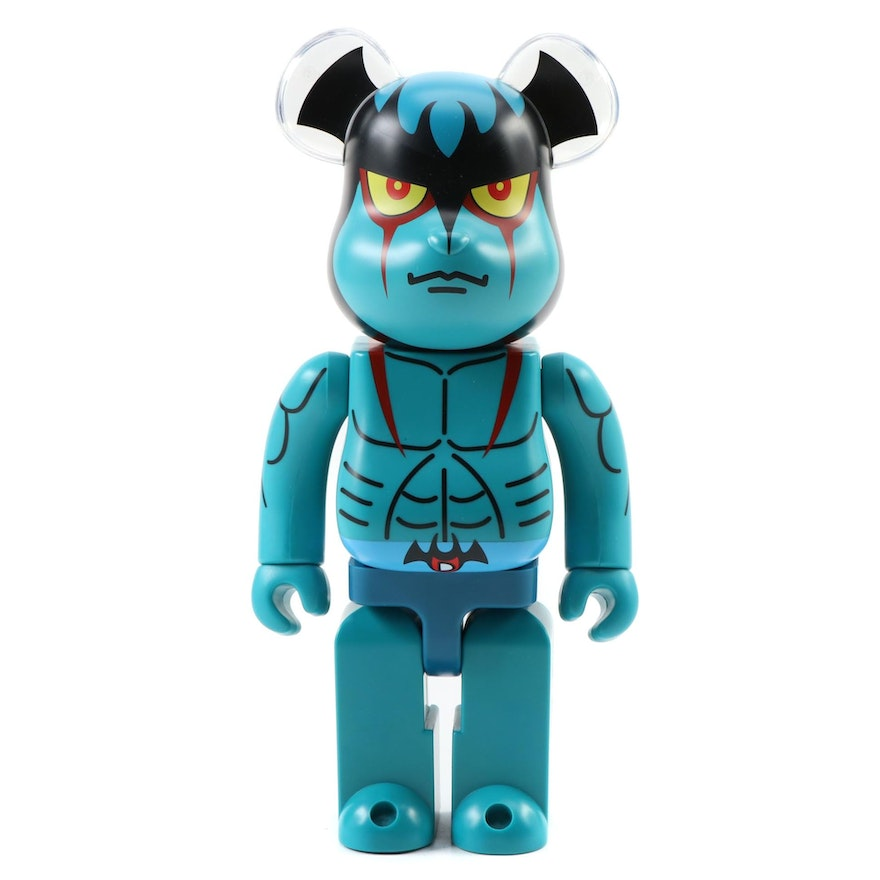 Medicom Devilman 400% Bearbrick Action Figure 2014