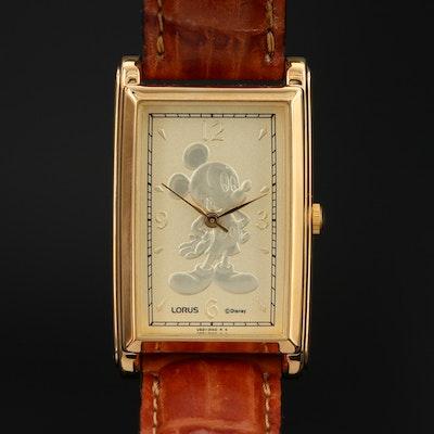 Lorus Mickey Mouse Wristwatch