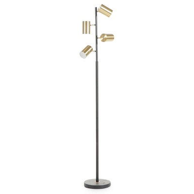 Project 62 Four-Way Touch-Activated Floor Lamp