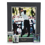 2001 Tiger Woods Upper Deck #1 Rookie, Stanford FGS Graded 10 Card, and More