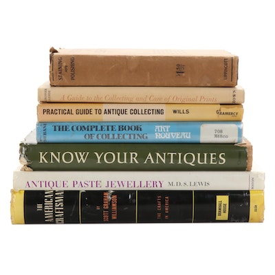 """Know Your Antiques"" and More Books on Antiques and Collecting"