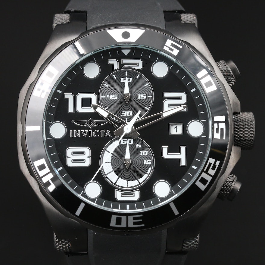 "Invicta ""Pro Diver"" Quartz Wristwatch"