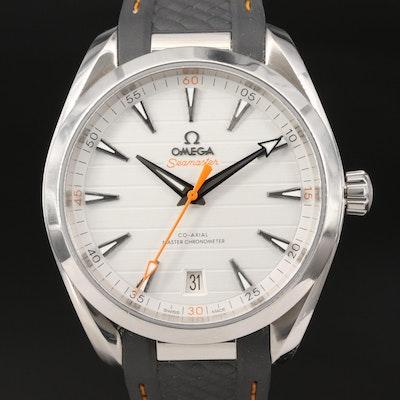 Omega Seamaster Aqua Terra 150 Master Chronometer Wristwatch