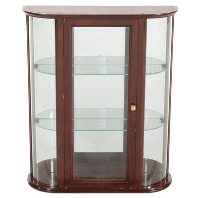 Bombay Company Mirrored Display Cabinet
