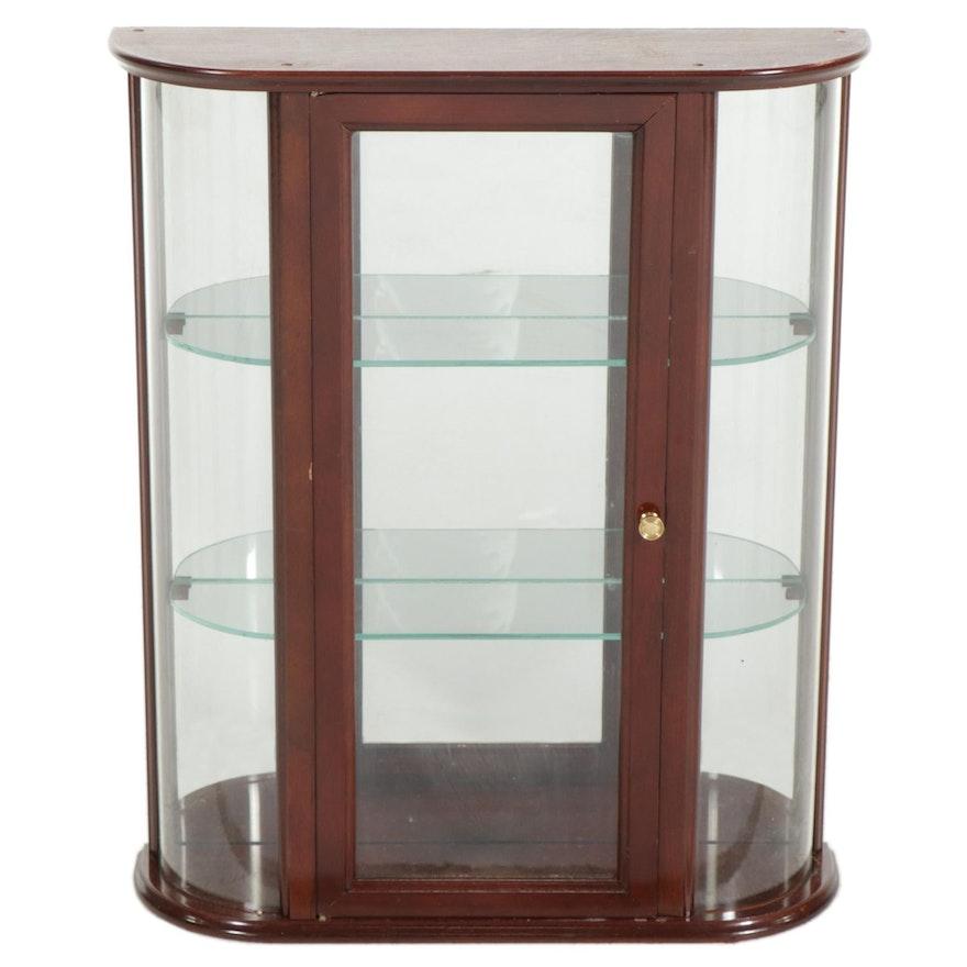 Bombay Company Mirrored Display Cabinet