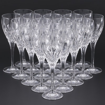 "Waterford ""Eclipse"" Crystal Goblets, 1996–1997"