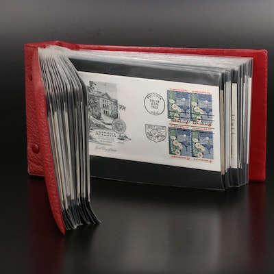 U.S. First Day Issue Postal Covers, 1960-1964